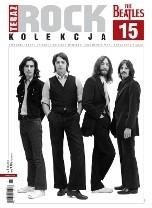 Okładka książki Teraz Rock. Kolekcja 'po całości', nr 15. The Beatles