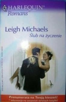 Okładka książki Ślub na życzenie