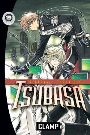 Okładka książki Tsubasa 19