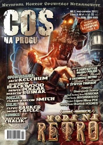 Okładka książki Coś na Progu, nr 2 / maj-czerwiec 2012