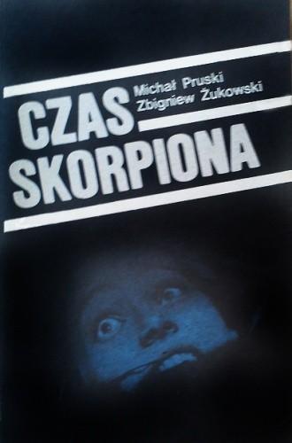 Okładka książki Czas Skorpiona