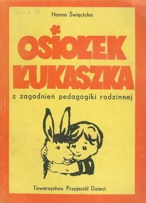 Okładka książki Osiołek Łukaszka