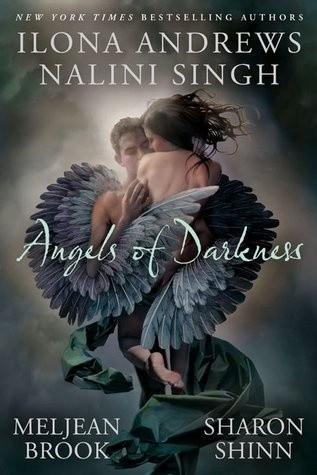 Okładka książki Angels of Darkness