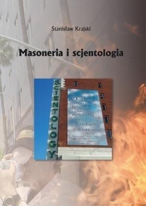 Okładka książki Masoneria i scjentologia