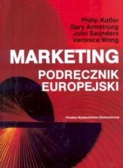 Okładka książki Marketing. Podręcznik europejski