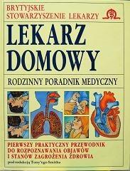 Okładka książki Lekarz domowy. Rodzinny poradnik medyczny