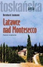 Okładka książki Latawce nad Montesecco