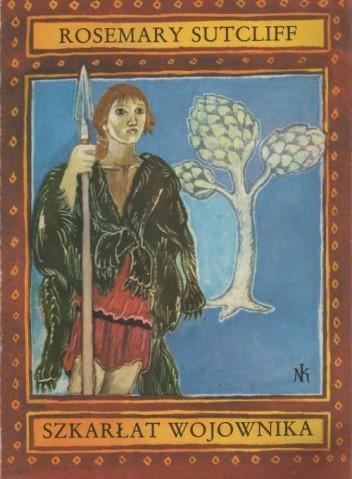 Okładka książki Szkarłat wojownika