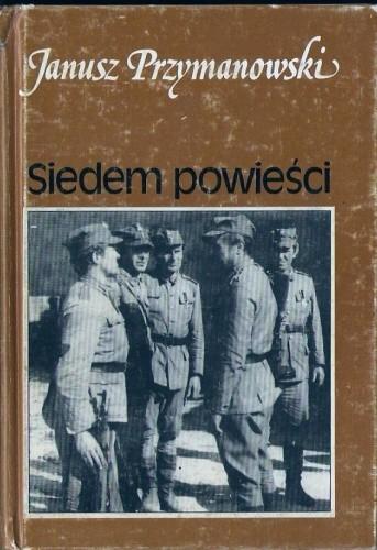 Okładka książki Siedem powieści