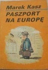 Okładka książki Paszport na Europę
