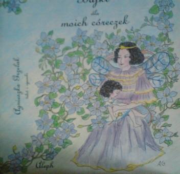 Okładka książki Bajki dla moich córeczek
