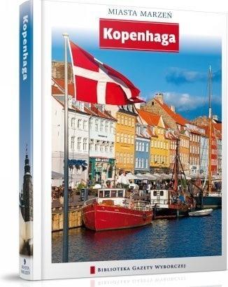 Okładka książki Miasta Marzeń. Kopenhaga