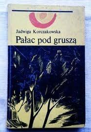 Okładka książki Pałac pod gruszą