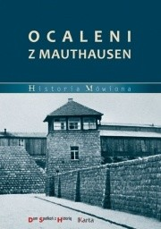 Okładka książki Ocaleni z Mauthausen