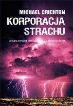 Okładka książki Korporacja strachu