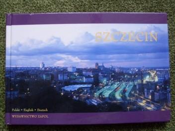 Okładka książki Szczecin