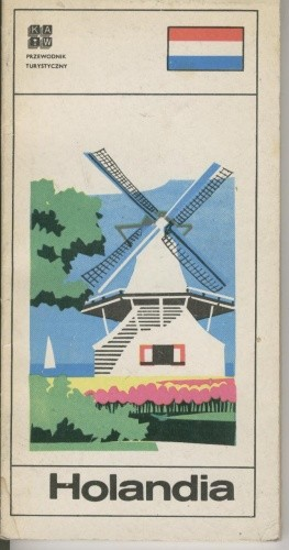 Okładka książki Holandia. Mały przewodnik turystyczny
