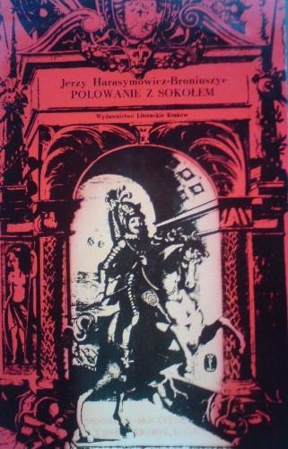 Okładka książki Polowanie z sokołem