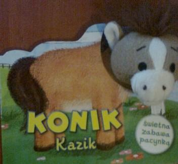 Okładka książki Konik Kazik