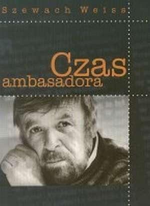 Okładka książki Czas ambasadora