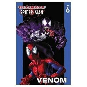 Okładka książki Ultimate Spider-man vol 6 Venom