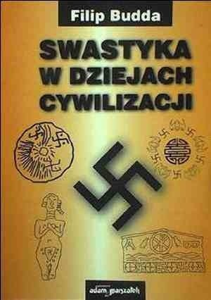Okładka książki Swastyka w dziejach cywilizacji