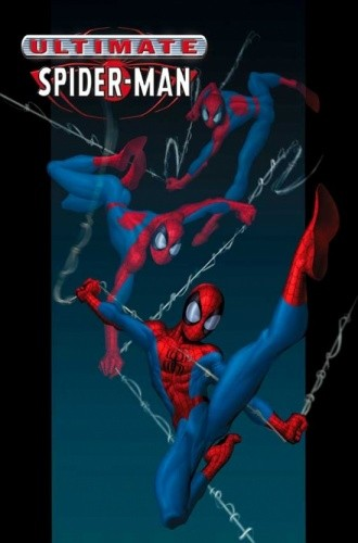 Okładka książki Ultimate Spider-Man Vol. 8: Cats & Kings