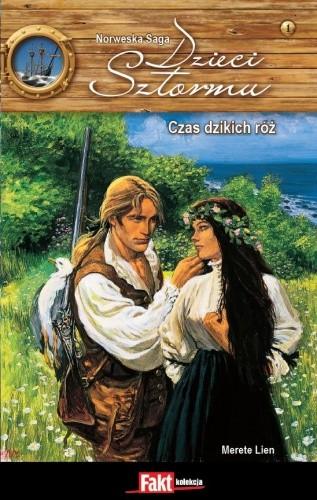 Okładka książki Czas dzikich róż