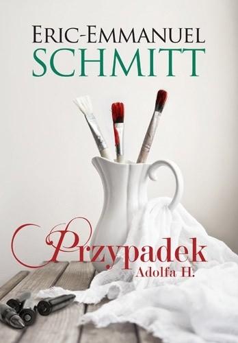 Okładka książki Przypadek Adolfa H.