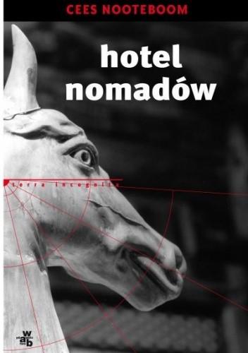 Okładka książki Hotel nomadów