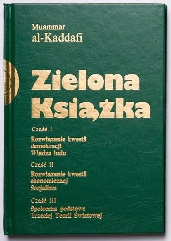 Okładka książki Zielona Książka