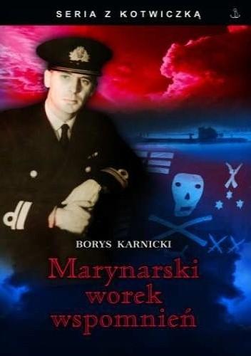Okładka książki Marynarski worek wspomnień