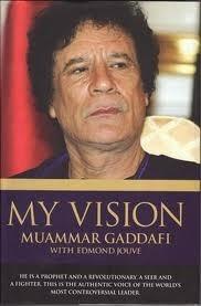 Okładka książki My Vision