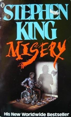 Okładka książki Misery