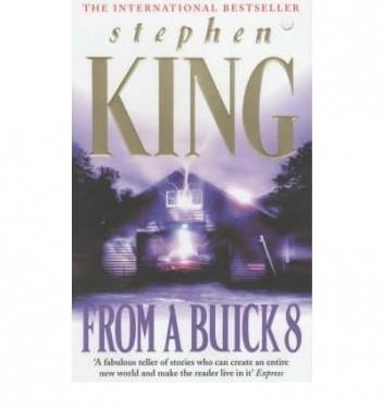 Okładka książki From a Buick 8
