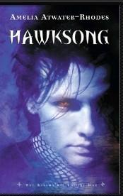 Okładka książki Hawksong