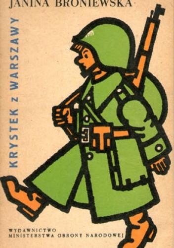 Okładka książki Krystek z Warszawy