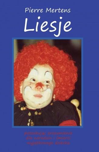 Okładka książki Liesje