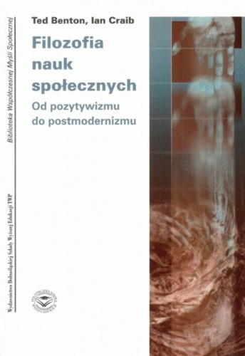 Okładka książki Filozofia nauk społecznych