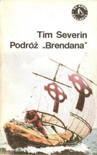"Okładka książki Podróż ""Brendana"""