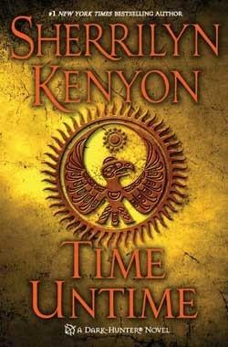 Okładka książki Time Untime
