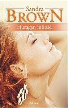 Okładka książki Huragan miłości