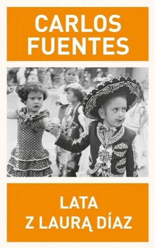 Okładka książki Lata z Laurą Díaz