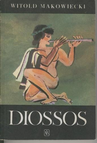 Okładka książki Diossos