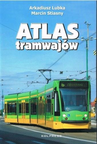 Okładka książki Atlas tramwajów