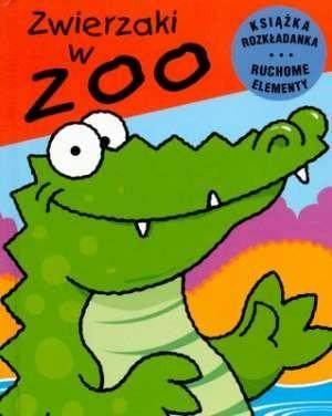 Okładka książki Zwierzaki w Zoo