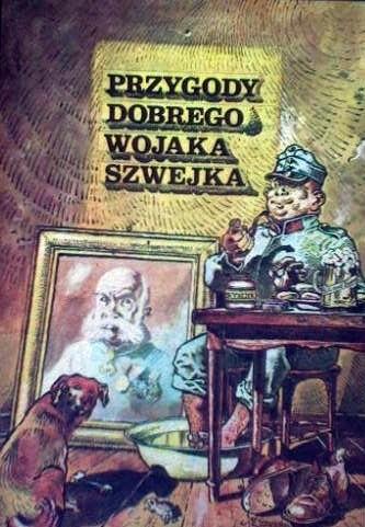 Okładka książki Przygody dobrego Wojaka Szwejka
