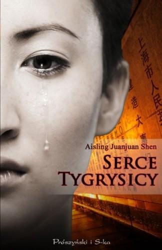 Okładka książki Serce tygrysicy