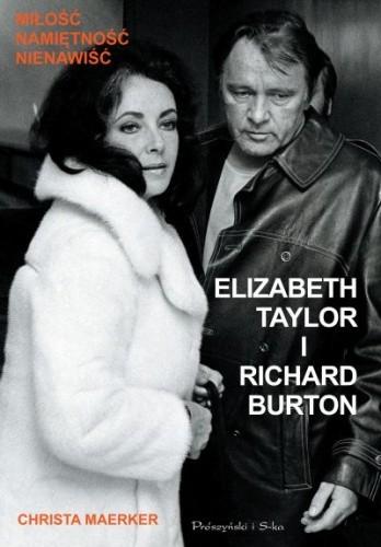Okładka książki Elizabeth Taylor i Richard Burton