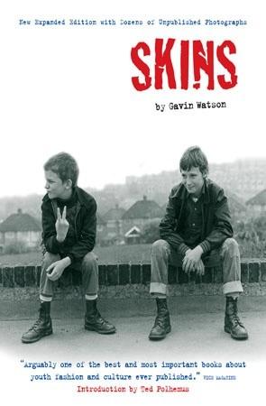 Okładka książki Skins